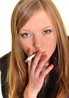Mal de dos tabagisme