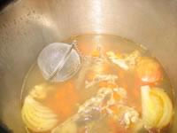 Bouillon de poulet - Soupe de poulet