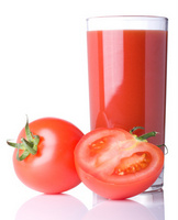 Tomate - Jus de tomate