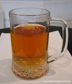 thé blanc - En cas de fatigue