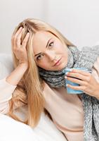 grippe aviaire mal de tête