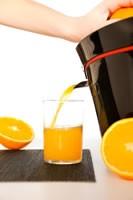 Jus d'orange remplacement café