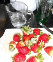 fraisier décoction