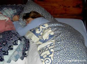 Décoction de tilleul - troubles du sommeil
