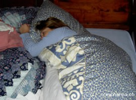 grippe repos