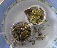 tisane calmante plantes
