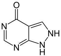 Molécule-allopurinol