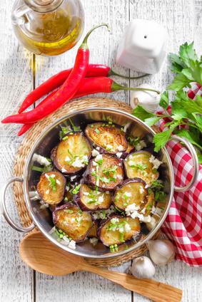 aubergine recette
