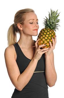 Ananas importance sur la santé