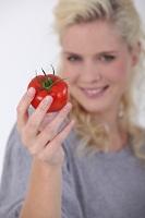 Manger beaucoup de tomates pour prévenir le cancer du sein